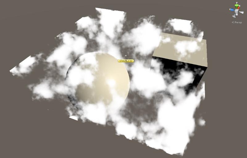 Volumetric Clouds